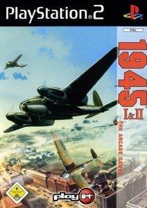 1945 I & II - The Arcade Games (deutsch) (PS2)