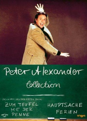 Peter Alexander Box (Die Lümmel von der ersten Bank/Hauptsache Ferien) -- via Amazon Partnerprogramm