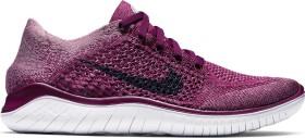 Nike Free RN Flyknit 2018 raspberry red/white/teal tint/blue void (Damen) (942839-600)