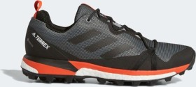 adidas Terrex Skychaser LT GTX grey three/core black/active orange (Herren) (F36101)
