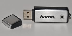 Hama FlashPen Fancy 32GB, USB-A 2.0 (104308) -- © bepixelung.org