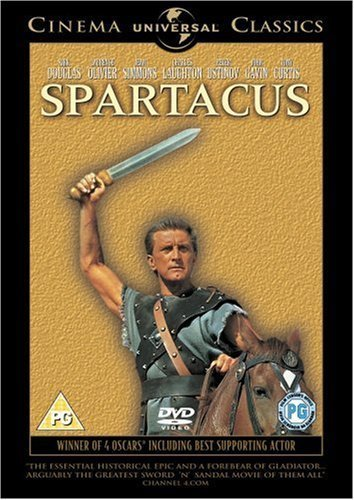 Spartacus (1960) -- via Amazon Partnerprogramm