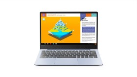 Lenovo IdeaPad S530-13IWL Liquid Blue, Core i5-8265U, 8GB RAM, 256GB SSD (81J7005PGE)