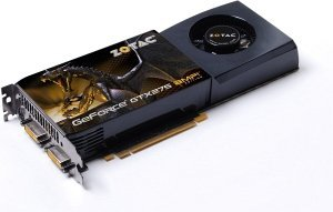 Zotac GeForce GTX 275 AMP!, 896MB DDR3, 2x DVI, TV-out (ZT-275E3KB-FCP)