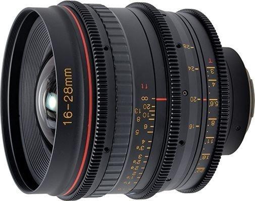 Tokina Cinema ATX 16-28mm T3.0 für Canon EF schwarz
