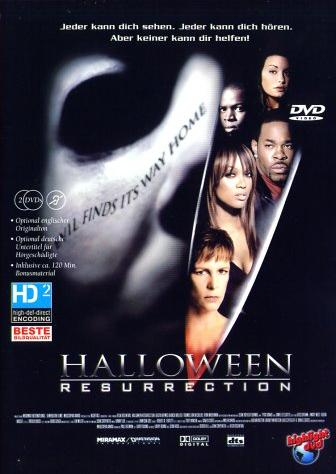 Halloween Resurrection -- via Amazon Partnerprogramm