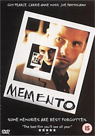Memento (UK) -- via Amazon Partnerprogramm