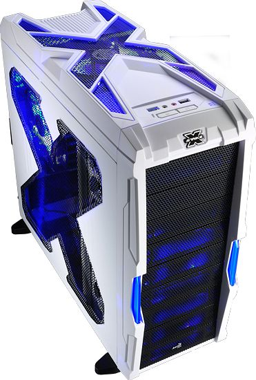 AeroCool Strike-X Advance weiß (EN58100)