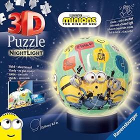 Ravensburger Puzzle Minions 2 Nachtlicht (11180)
