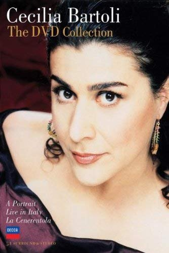 Cecilia Bartoli - The DVD Collection -- via Amazon Partnerprogramm