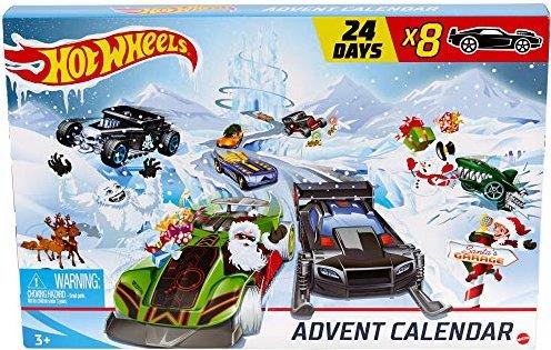 Mattel Hot Wheels Advent Calendar 2020 (GJK02)