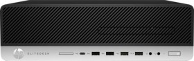 HP EliteDesk 800 G4 SFF, Core i5-8500, 16GB RAM, 512GB SSD (4KW51EA#ABD)