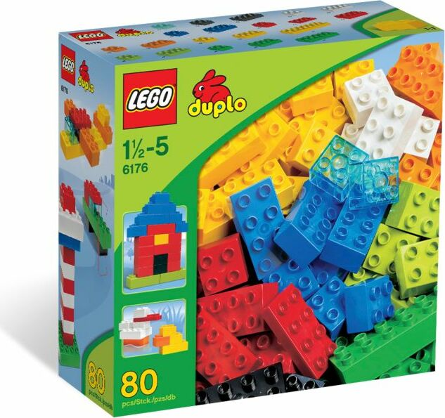 LEGO - DUPLO Play & Discover - Deluxe (6176) -- via Amazon Partnerprogramm