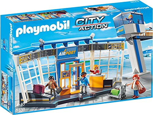 Playmobil City Flughafen Interspar