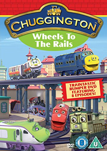 Chuggington - Wheels To The Rails (UK) -- via Amazon Partnerprogramm