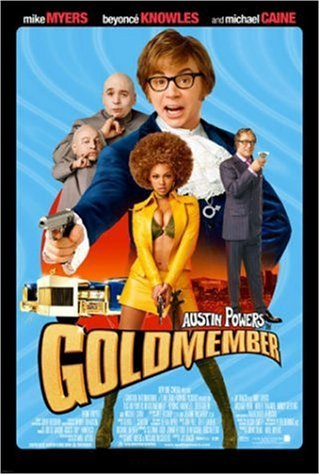 Austin Powers in Goldmember (UK) -- via Amazon Partnerprogramm
