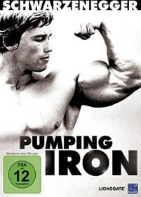 Arnold Schwarzenegger - Pumping Iron (DVD)
