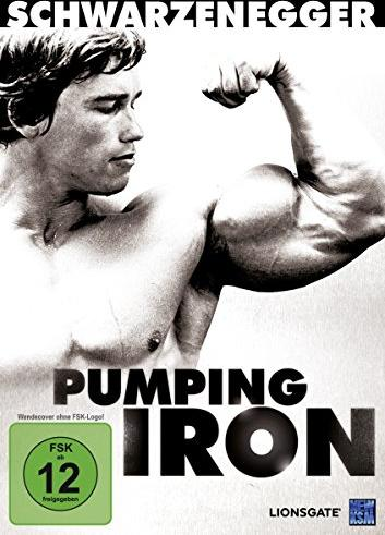 Arnold Schwarzenegger - Pumping Iron -- via Amazon Partnerprogramm