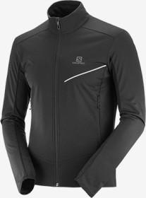 Salomon RS Softshell Jacke schwarz (Herren) (C13713)