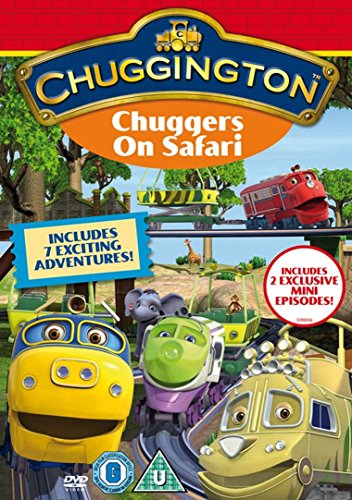 Chuggington - Chuggers On Safari (UK) -- via Amazon Partnerprogramm