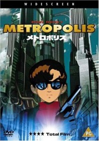 Metropolis (UK-Import) (DVD)