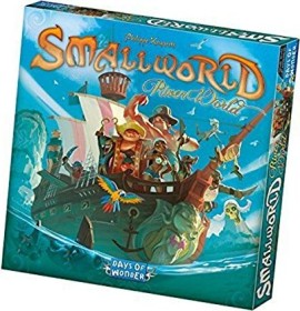 Small World - River World (extension)
