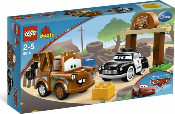 LEGO - DUPLO Cars - Mater's Yard (5814) -- via Amazon Partnerprogramm