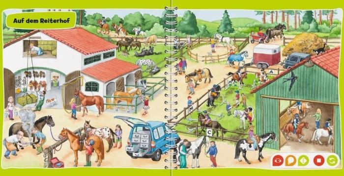 Pferde und Ponys RAVENSBURGER tiptoi® Buch Pocket Wissen NEU