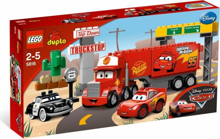 LEGO - DUPLO Cars - Mack's Road Trip (5816) -- via Amazon Partnerprogramm