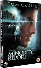 Minority Report (DVD) (UK)
