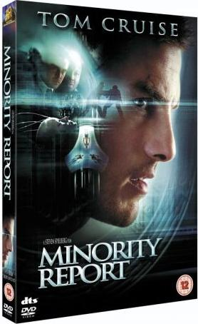 Minority Report (UK) -- via Amazon Partnerprogramm