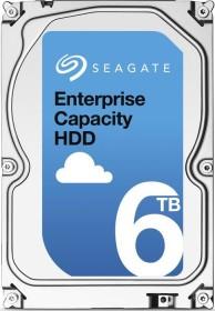 Seagate Enterprise Capacity 3.5 HDD 6TB, 128MB, 4Kn, SATA 6Gb/s (ST6000NM0004)
