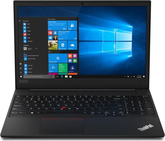 Lenovo ThinkPad E595 schwarz, Ryzen 7 3700U, 16GB RAM, 512GB SSD, Windows 10 Pro (20NF0000GE)