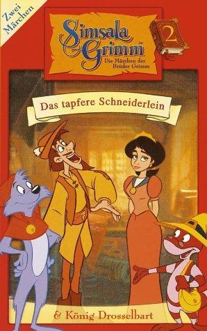 Simsala Grimm Vol. 2: Das tapfere Schneiderlein, König Drosselbart -- via Amazon Partnerprogramm