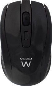 Ewent Wireless Optical Mouse 1600dpi schwarz, USB (EW3235)