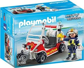 playmobil City Action - Feuerwehrkart (5398)