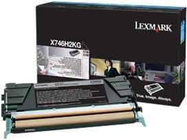 Lexmark Toner X746H2KG black