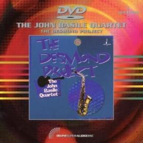 John Basile Quartet - The Desmond Project (DVD)
