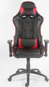 LC-Power Gamingstuhl, schwarz/rot (LC-GC-1)