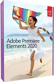 Adobe Premiere Elements 2020 (English) (PC/MAC) (65299422)