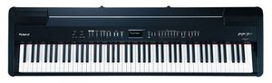 Roland FP-7F black Stage piano portable
