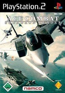 Ace Combat 5 - Squadron Leader (niemiecki) (PS2)