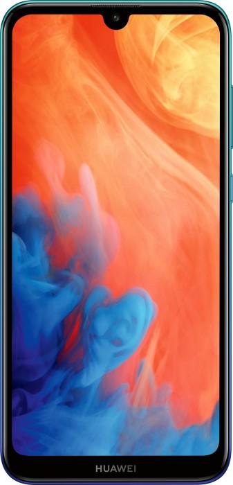 Huawei Y7 Prime (2019) Dual-SIM blau