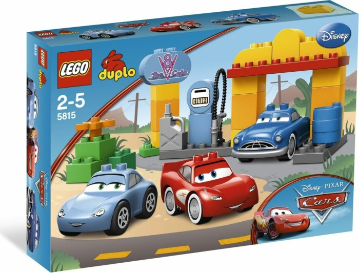 LEGO - DUPLO Cars - Flo´s Café (5815) -- via Amazon Partnerprogramm