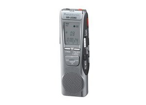 Panasonic RR-US360 srebrny