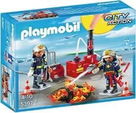 playmobil City Action - Brandeinsatz mit Löschpumpe (5397)