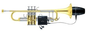 Yamaha SB3-9 Silent Brass for Bugle