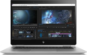 HP ZBook Studio x360 G5, Core i7-8750H, 16GB RAM, 512GB SSD, Windows 10 Pro, Quadro P2000, 3840x2160 (6KP38EA#ABD)