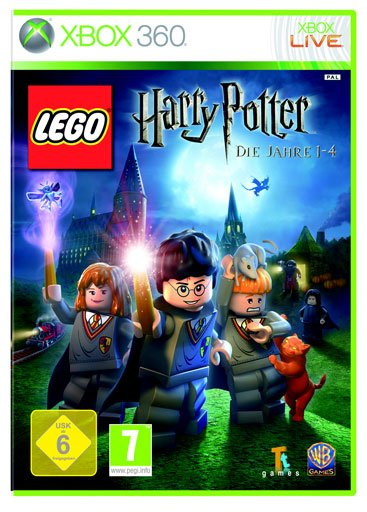 LEGO Harry Potter - Years 1-4 (englisch) (Xbox 360)