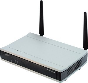 Lancom 1521 Router/ADSL Modem, 54Mbps (61114)